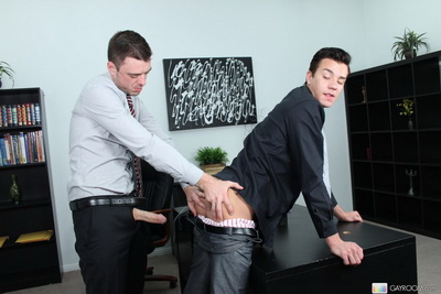 Office Cock movies. Category: Gay Office Porn. Office Cock Overtime